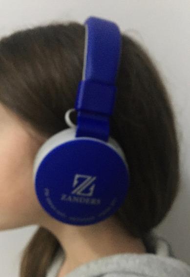 Fone De Ouvido Com Bluetooth Headset Zanders B11