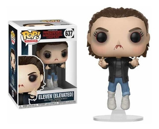 Funko Pop Eleven Elevated 637 Stranger Things - Ronin Store