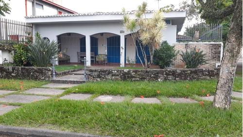 (ref:4202) Casa 4 Dormitórios- Itanhaém/sp - Cibratel 1