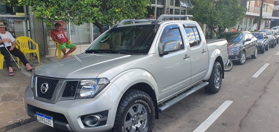 Nissan Frontier 2.5 Sv Attack Cab. Dupla 4x4 4p 2014