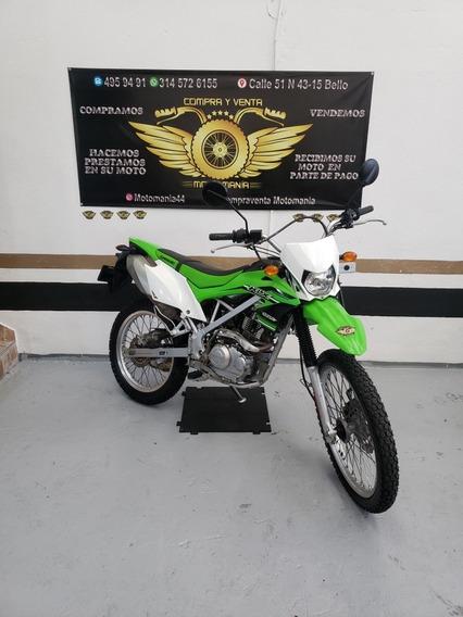 Kawasaki Klx 150 Mod 2016 Papeles Nuevos Traspaso Incluido