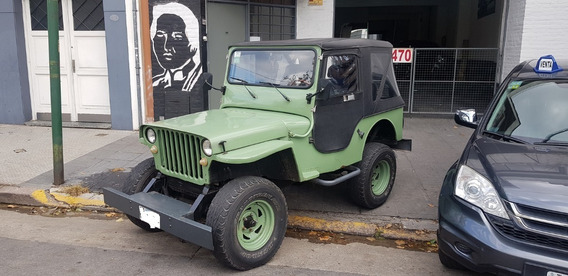 Jeep Willys 1947 4x2 V8 Ford 1947