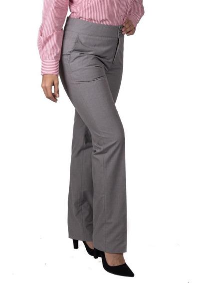 Pantalón Casual, Vestir, Formal, Gabardina Dama