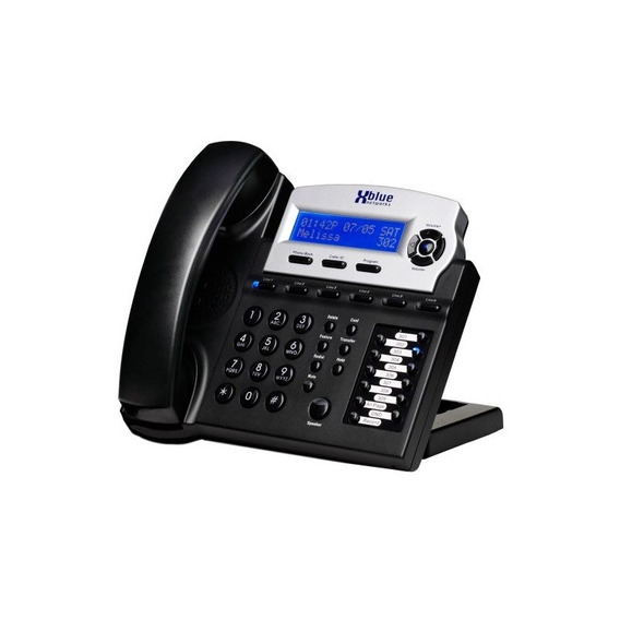Xblue X16 Small Phone Phone System 6 Line Altavoz Digital (x