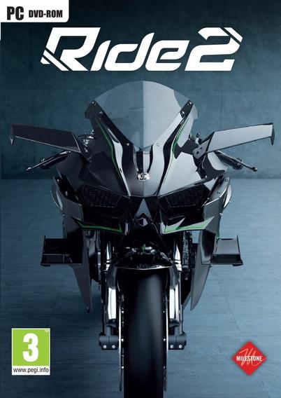 Ride 2 - Mídia Digital + Jogo Grátis