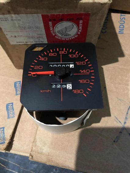 Velocímetro Honda Cb450 Dx Tr Std Peça Genuína Honda!! Novo