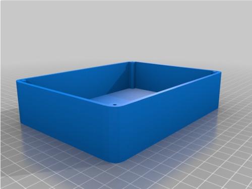 Caixa Parafusável + Water Station Repair V2 (impressão 3d)
