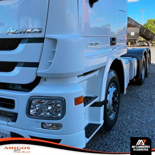 Cavalo Mecânico Mercedes-benz Actros 2646 6x4 2014