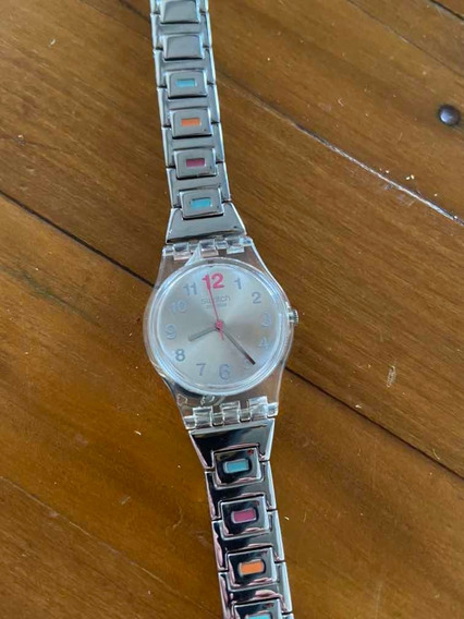 Relógio Swatch Swiss Original Feminino