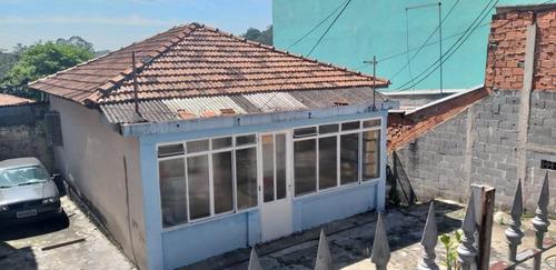 Imagem 1 de 6 de Terreno À Venda, 400 M² - Baeta Neves - São Bernardo Do Campo/sp - Te4180