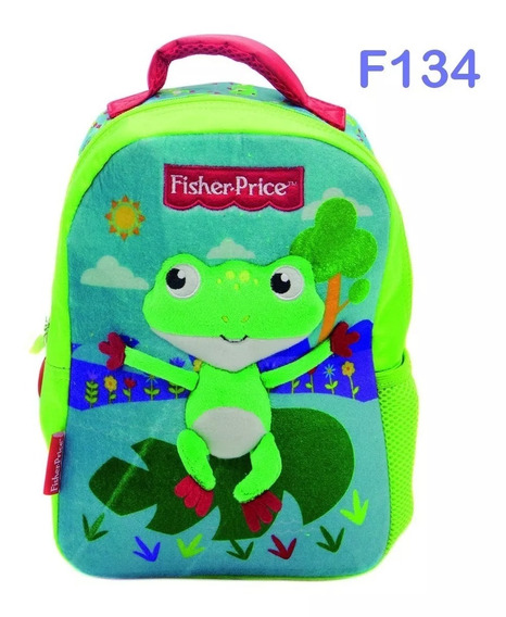 Fisher Price Mochila F1 134 Rana