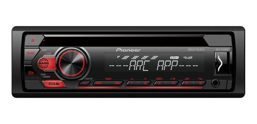 Som automotivo Pioneer DEH S1150UB com USB