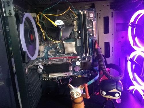 Computador Intel Core 2 Duo 4gb
