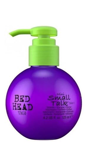 Imagen 1 de 1 de Crema De Peinar Small Talk Tigi Bed Head Volumen X 125 Ml
