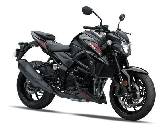Suzuki Gsx-s750z 2019/2020 Preta - 0km