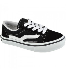 Tenis Mad Rats Old School Preto Infantil