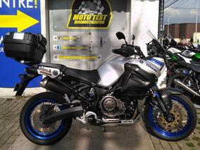 Yamaha Super Tenere 1200z Gris Y Azul Modelo 2015 Km 29.000