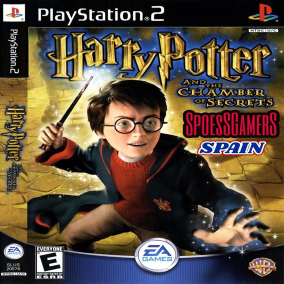Harry Potter Ps2 E A Camera Secreta ( Spain ) Patch .