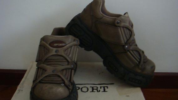 Zapato Deportivo Caballero Talla 40 Botas Xsport