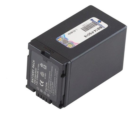 Bateria Para Filmadora Samsung Série-pv Pv-gs300 Profission