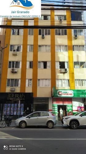 Excelente Apartamento Semi-mobiliado No Centro De Balneário Camboriú - Ap01451 - 69307264