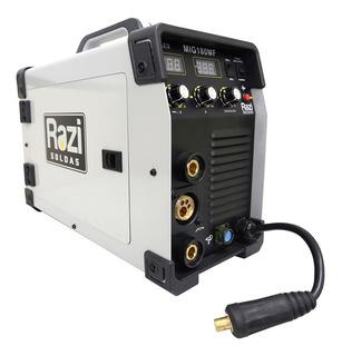 Máquina De Solda Multiprocesso Mig/mma Inversora 180a 220v