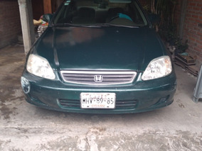 Honda Civic Ex-r Coupe 5vel Mt 1999
