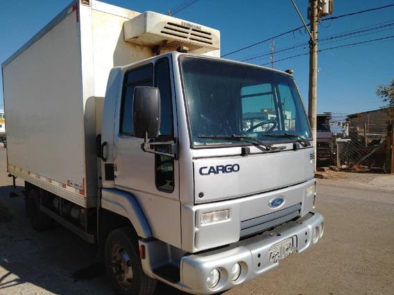 Cargo 816/12/13 Prata Baú Frigorifico Gancheira