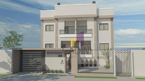 Imagem 1 de 4 de Apartamento À Venda - Cancelli - Cascavel/pr - Ap0630