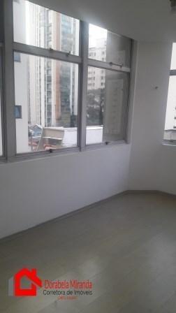 Salão Comercial Para Locação Em São Paulo, Vila Nova Conceição, 2 Banheiros, 1 Vaga - 63_2-1027964