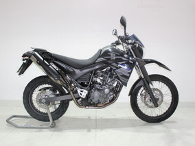 Yamaha Xt 660 R 2017 Preta