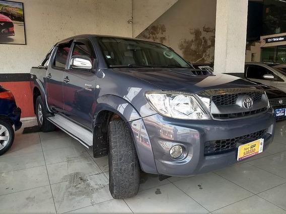 Toyota Hilux 3.0 Srv 4x4 Cd 16v Tb 2009