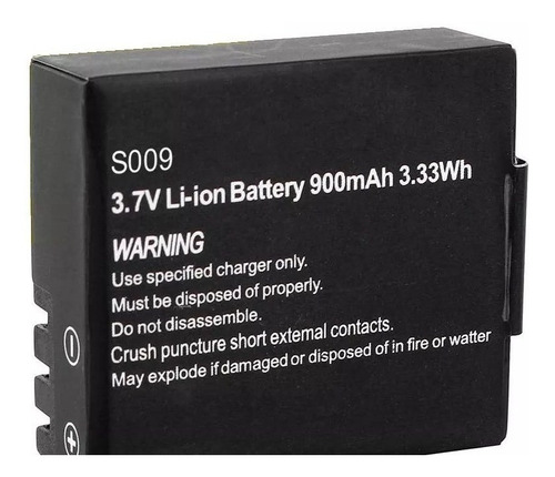 Bateria Para Camara Gopro Sport