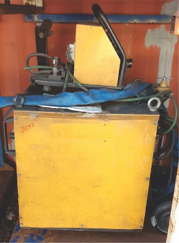 Maquina De Solda Mig Esab - Lab 475 - 2697