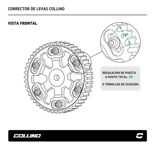 Corrector De Levas Collino Chevrolet Corsa 1.6 Negro C-shop
