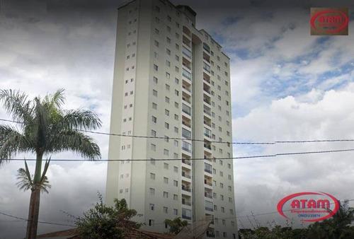 Imagem 1 de 9 de Apartamentço No Tremembé Com 160m² Área Útil - Ap2083
