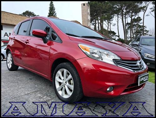 Nissan Note Advance 1.6 Mt Amaya