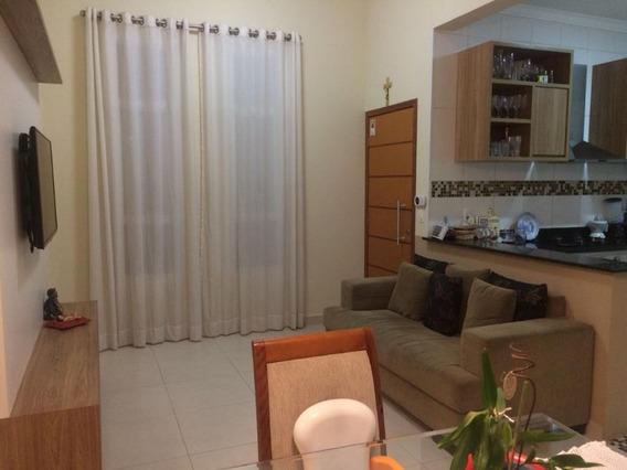 Casa Em Bosque Santa Rosa, Itu/sp De 80m² 3 Quartos À Venda Por R$ 380.000,00 - Ca231068