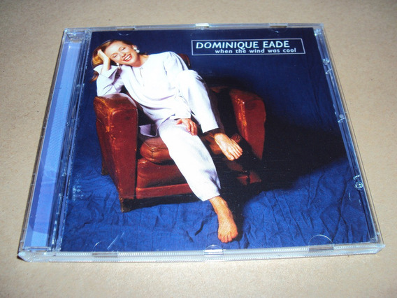 Dominique Eade - When The Wind Was Cool- Cd Made In Usa 1997