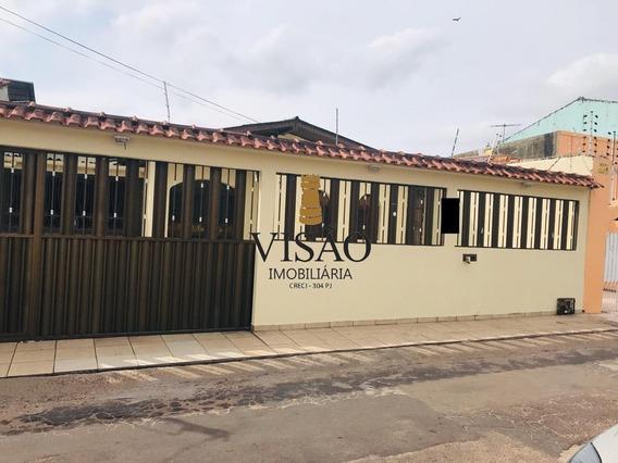 Vendo Casa 03 Quartos No Dom Pedro. Excelente Localização! Pronta Para Financiar. - Ca00790 - 34382128