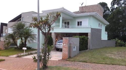 Casa Gênesis 1 - Avalia Permuta Em Alphaville Menor Valor - Ca0123