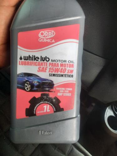 Imagem 1 de 1 de Oleo De Motor Victor