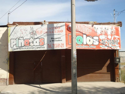 Bodega En Renta En Santa María, Torreón