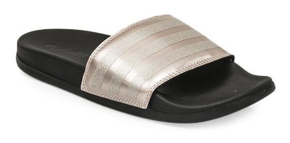 Ojotas Chinela adidas Adilette Comfort-sagat Deportes-b75679