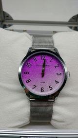 Relógio Mondaine Femi Gliter Lilás 53547 L0mkne1porta Jóias