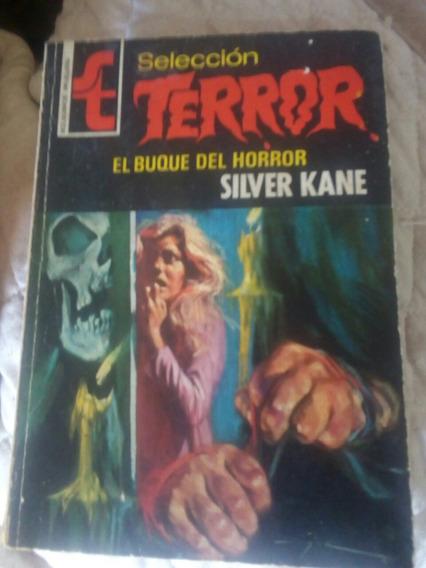 Selección Terror Número 4 Coleccionistas Bolsilibro Revista