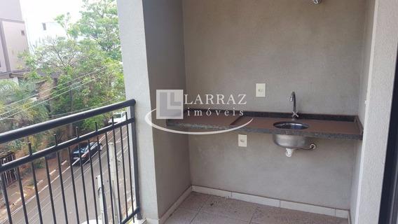 Apartamento Novo Para Venda No Jardim Botanico, 1 Dormitorio Com Suite, 54 M2 E Varanda Gourmet - Ap00299 - 4915810