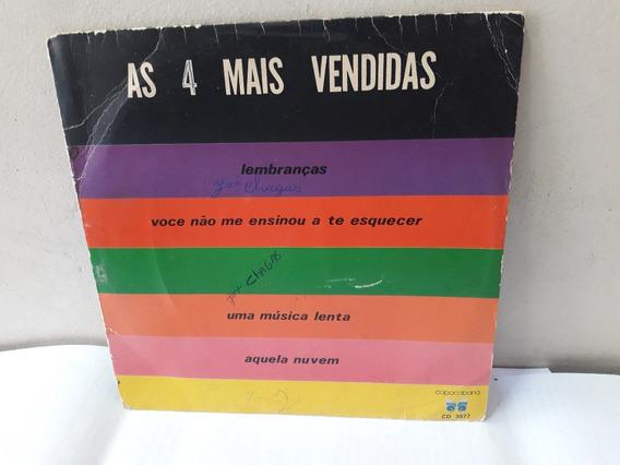 Compacto As 4 Mais Vendidas 1979 Coletãnea Frete 16,00