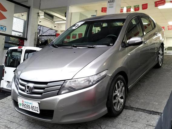 Honda City 1.5 Ex 16v Flex 4p Automático 2010