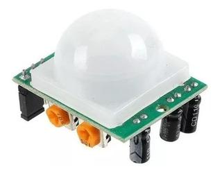 Sensor De Movimiento Pir Hc-sr501 Arduino